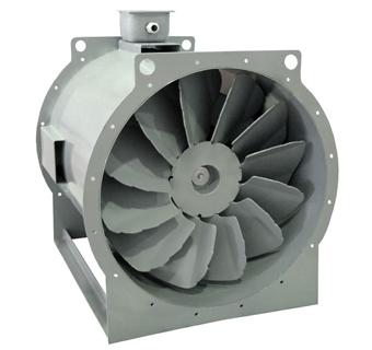 Вентилятор ВО 13-284 ДУ