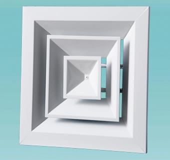 Диффузоры потолочные ДП