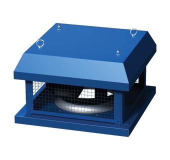 Центробежный крышный вентилятор с ЕС мотором ВЕНТС ВКГ ЕС
