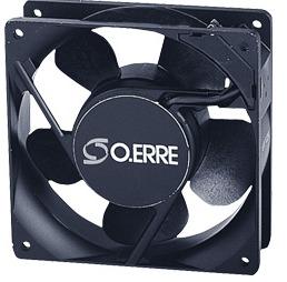 Низкопрофильные вентиляторы RQ (O.ERRE)