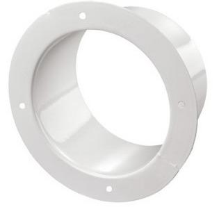 Фланец стальной с покрытием полимерной эмалью ФМ